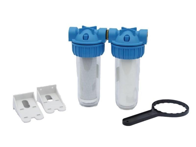 Filterstufe Set Sediment / Carbon 10