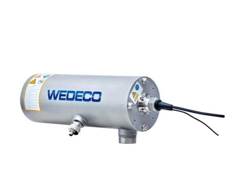 WEDECO Spektron UV-Desinfektionsanlage mit DVGW