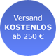 kostenloser Versand ab 250 € Warenkorbsumme
